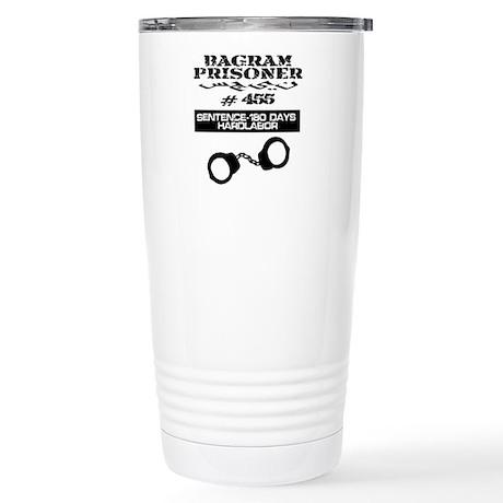 Bagram Stainless Steel Travel Mug