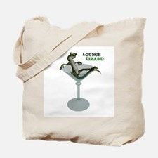 Lounge Lizard Tote Bag