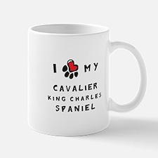 I *heart* My Cavalier Mug