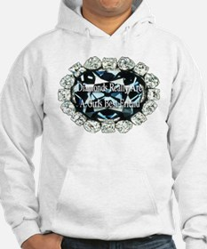 Diamonds are forever Hoodie