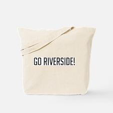 Go Riverside! Tote Bag