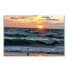 Sunset, photo, Postcards (Package of 8)