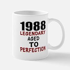 1988 Legendary Aged To Perfectio Mug