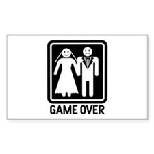 Game Over Decal