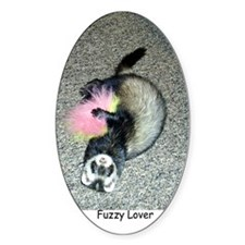 Ferrets4Pets Oval Decal