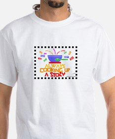 alwayscookin_story T-Shirt