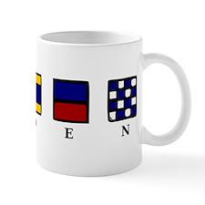 Nautical Caden Mug