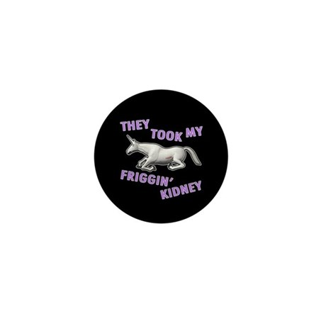 Kidney Mini Button