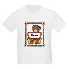 Teddy Bear, Ryan - Kids T-Shirt