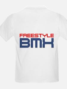 Freestyle BMX Kids T-Shirt