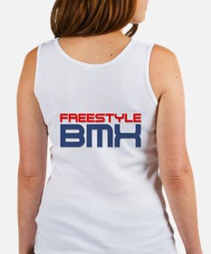 Freestyle BMX Women's Tank Top
