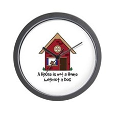 Cute Doggy Wall Clock