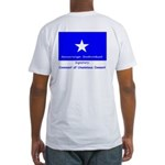 Covenant & Signatory on Fitted T-Shirt