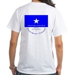 Covenant & Signatory on White T-Shirt