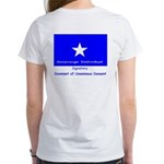 Covenant & Signatory on Women's T-Shirt