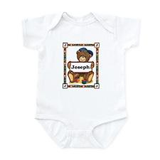 Teddy Bear, Joseph - Infant Creeper
