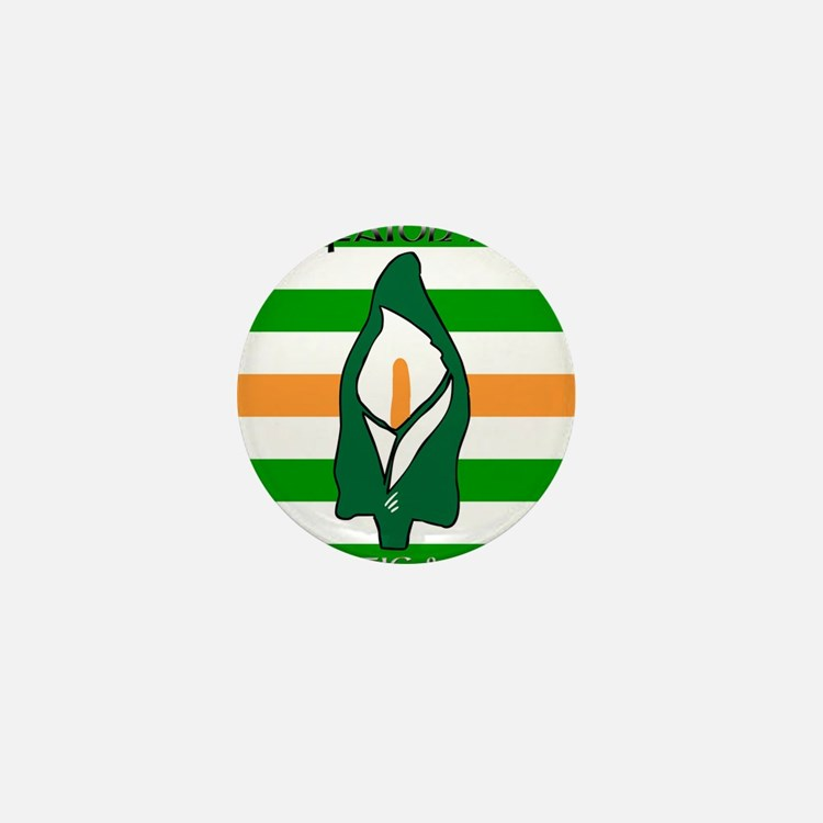 TÁL Easter Lily Mini Button