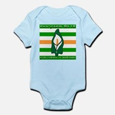 TÁL Easter Lily Infant Bodysuit