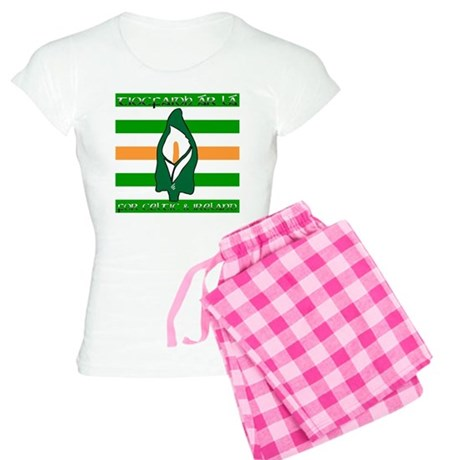 TÁL Easter Lily Women's Light Pajamas