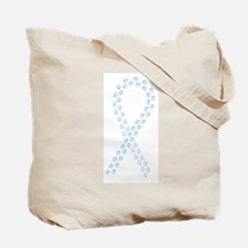 Lt. Blue Cure Tote Bag