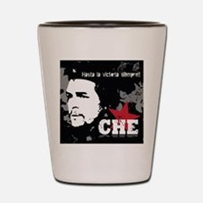 Funny Che guevara Shot Glass