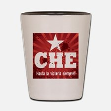 Cool Che guevara Shot Glass