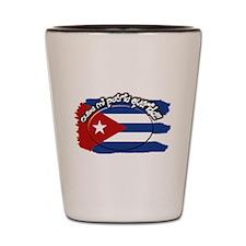 Unique Cubana Shot Glass