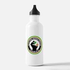 Celtic Fans Against Fascism Water Bottle