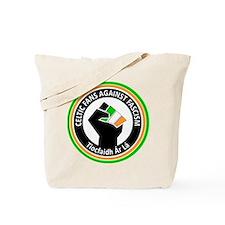 Celtic Fans Against Fascism Tote Bag