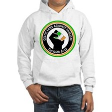 Celtic Fans Against Fascism Hoodie
