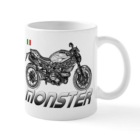 Monster Italian Bike Mug