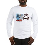 Sexy Docent Museum Worker Long Sleeve T-Shirt
