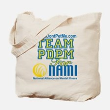 Team PDPM for NAMI Tote Bag