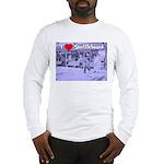 I Love Shuffleboard Long Sleeve T-Shirt
