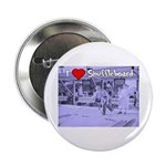 I Love Shuffleboard Button