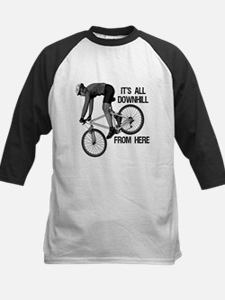 Downhill Mountain Biker Tee