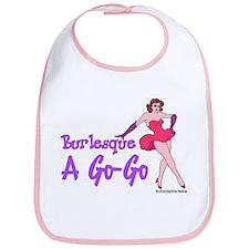 Burlesque A Go Go Bib