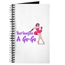 Burlesque A Go Go Journal