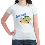 Askhole Jr. Ringer T-Shirt