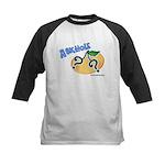 Askhole Kids Baseball Jersey