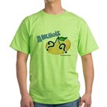 Askhole Green T-Shirt