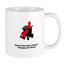 special education teacher Mugs