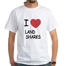 I heart land sharks Shirt