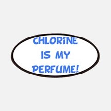 Chlorine Is My Perfume! Patches