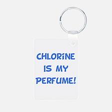 Chlorine Is My Perfume! Keychains