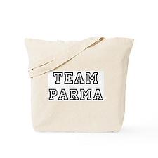 Team Parma Tote Bag