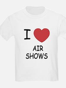 I heart air shows T-Shirt
