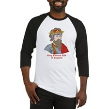 King Edward III of England Baseball Jersey