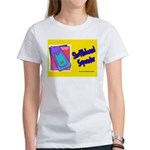 Shuffleboard Superstar Women's T-Shirt