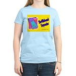Shuffleboard Superstar Women's Pink T-Shirt
